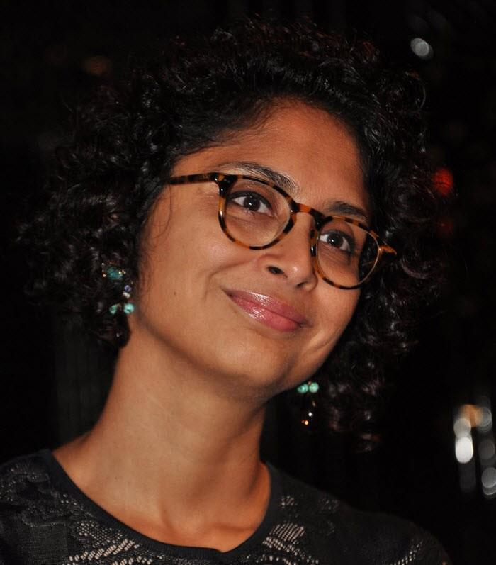 Kiran Rao Smiling Look On The Front Row Show