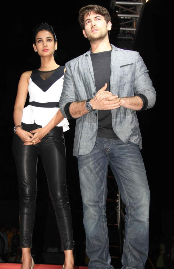 Neil And Sonal Attend The 3G Film Promotion Event