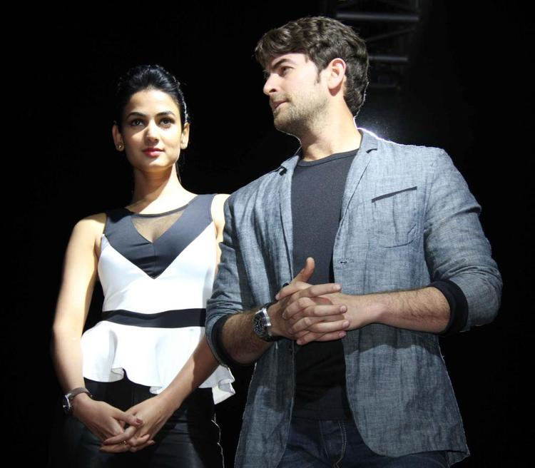 Neil Nitin Mukesh And Sonal Chauhan Promote 3G Movie