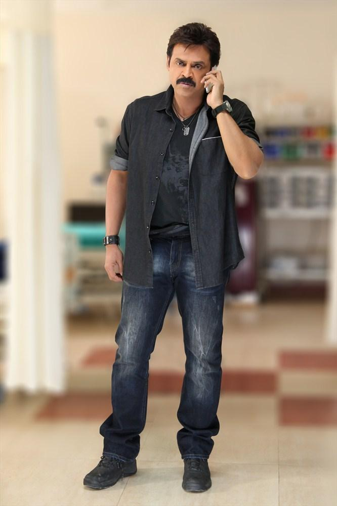 Venkatesh A Still From Shadow Movie
