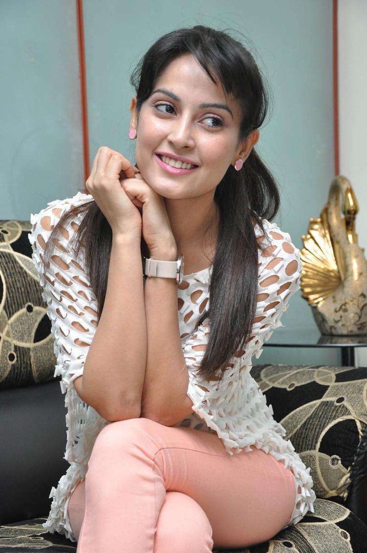 Disha Charming Look Photo Stills At Race Telugu Movie Press Meet