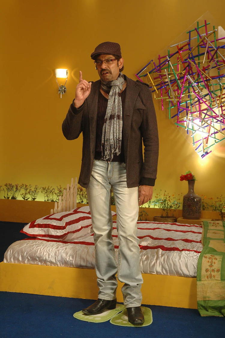 Jagapati Babu A Still From Operation Duryodhana 2 Movie