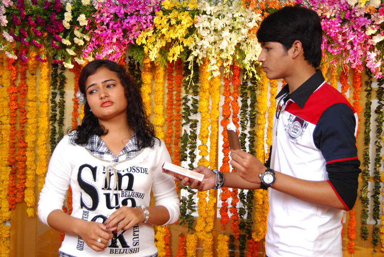 A Still From Youthful Love Movie