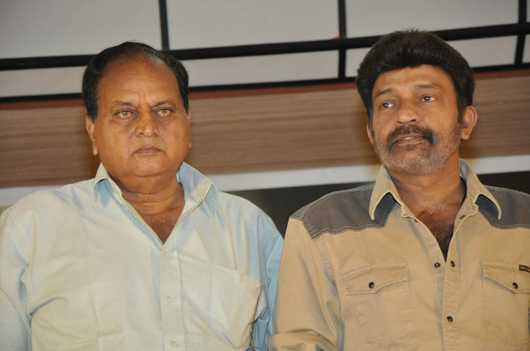 Chalapathi And Dr. Rajasekhar Snapped At Mahankali Movie Release Date Announcement Press Meet