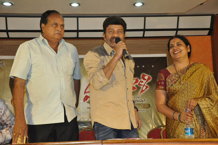 Chalapathi,Dr. Rajasekhar And Jeevitha Speak Out At Mahankali Movie Release Date Announcement Press Meet