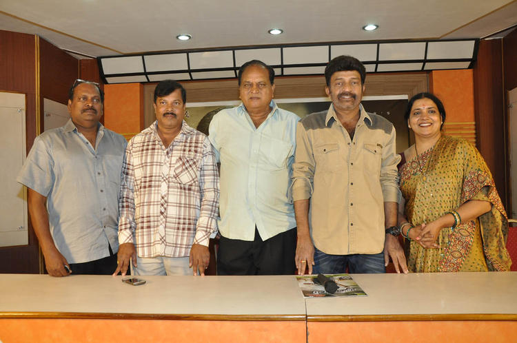 Parandhama,Surender,Chalapathi,Dr. Rajasekhar And Jeevitha Attend Mahankali Movie Release Date Announcement Press Meet