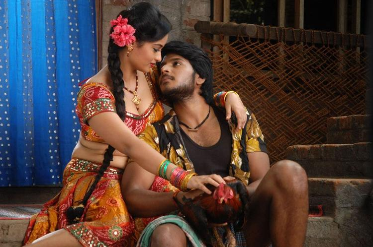 Sundeep And Suja Romance Photo Stills From Movie Gundello Godari