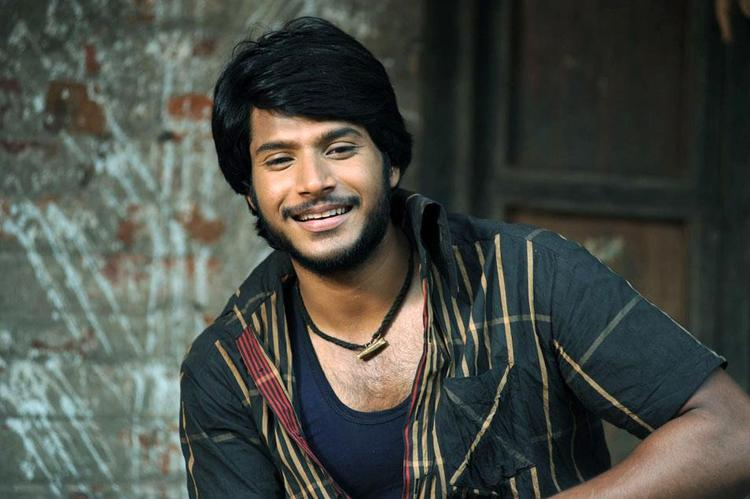 Sundeep Cute Smiling Photo Stills From Movie Gundello Godari