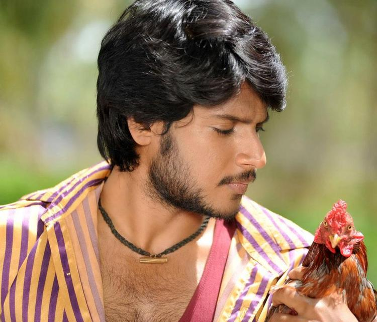 Sundeep Exclusive Photo Stills From Movie Gundello Godari
