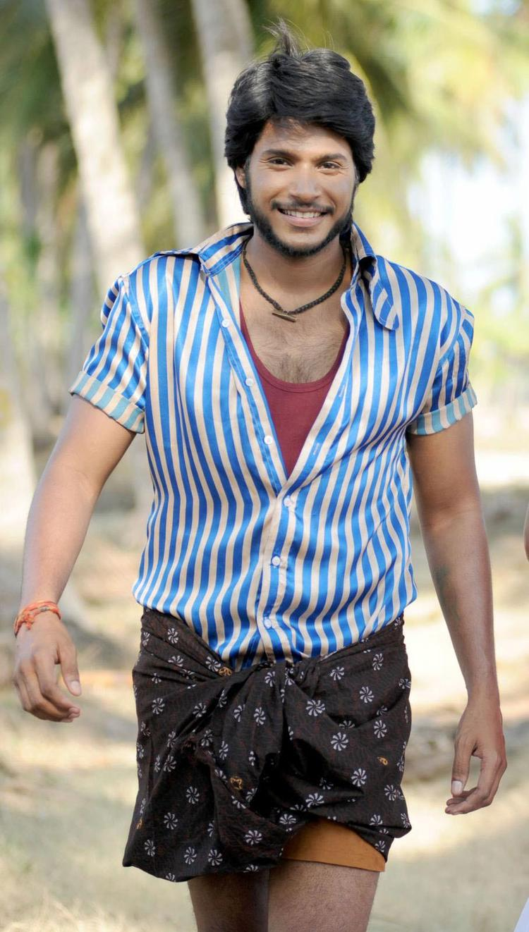 Sundeep Mawali Look Photo Stills From Movie Gundello Godari