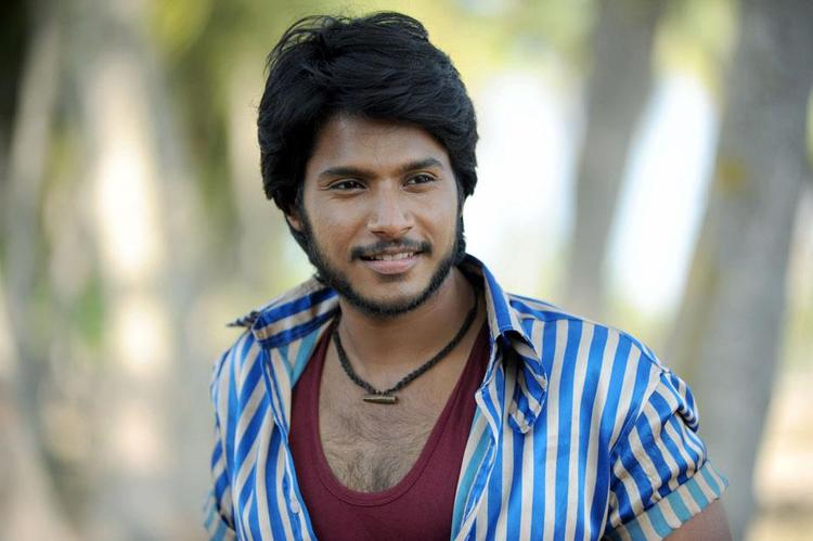 Sundeep Smiling Photo Stills From Movie Gundello Godari