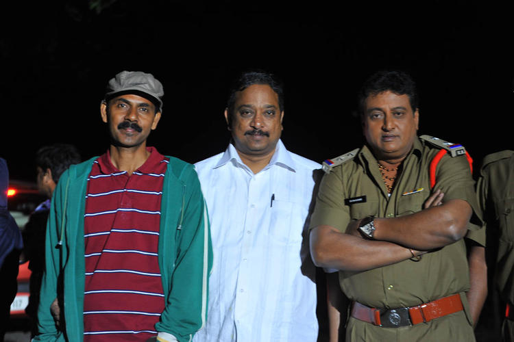 Celebs Are Clicked On The Sets Of Needa Movie