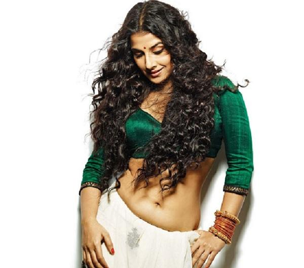 Bollywood Actress Vidya Balan Sexy Look Still