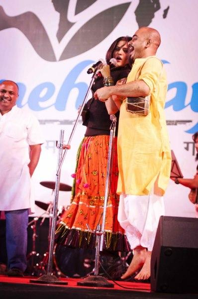 Sona Mohapatra Attend To Perform At Satyamev Jayate Concert 2013