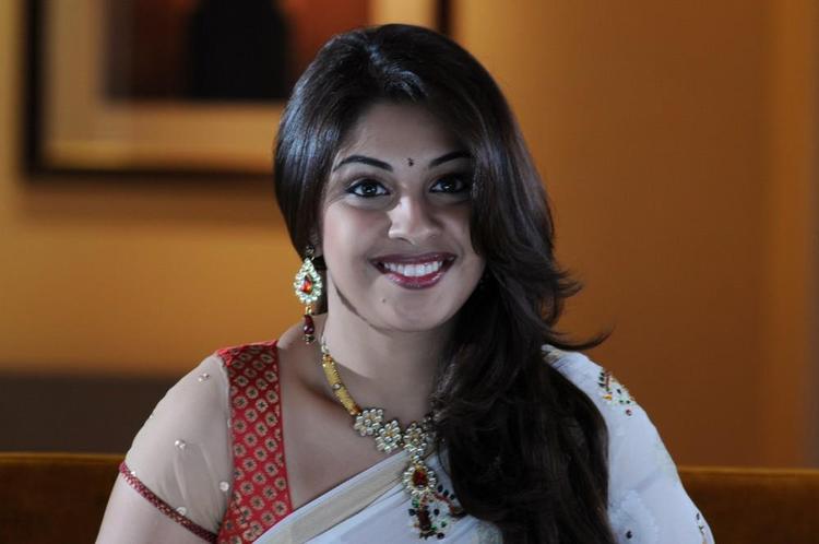 Richa Gangopadhyay Looked Radiant And Beautiful Photo Still In Saree