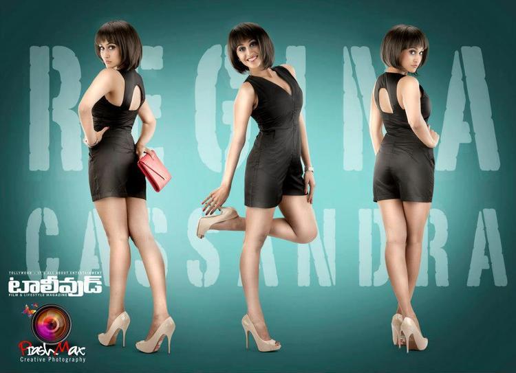 Sexy Regina Cassandra In Different Pose Photo Shoot For Magazine Still