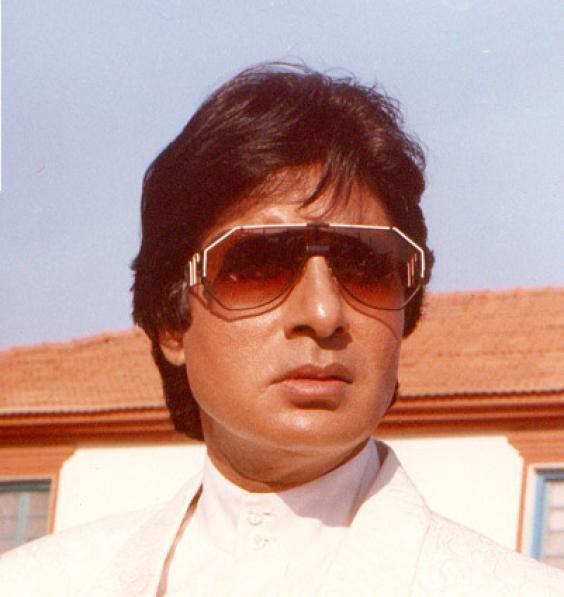 Amitabh Bachchan Angry Look Photo Still