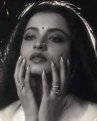 Rekha Sexy Expression Photo Still