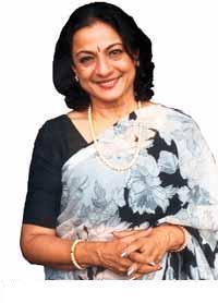 Sharmila Tagore Smiling Pose Photo Still