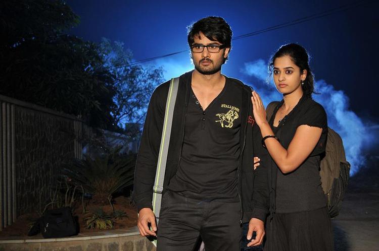 Sudhir Babu And Nandita Awesome Look Photo Still From Movie Prema Katha Chitram