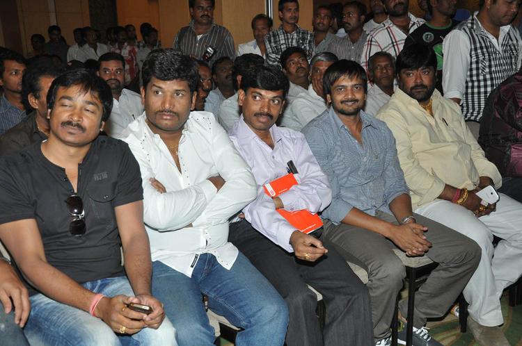 Sairam Shankar Attend The Ramappa Movie Audio Release