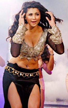Daisy Shah Sexy Photo Still In Item Song Danger Hai Laila