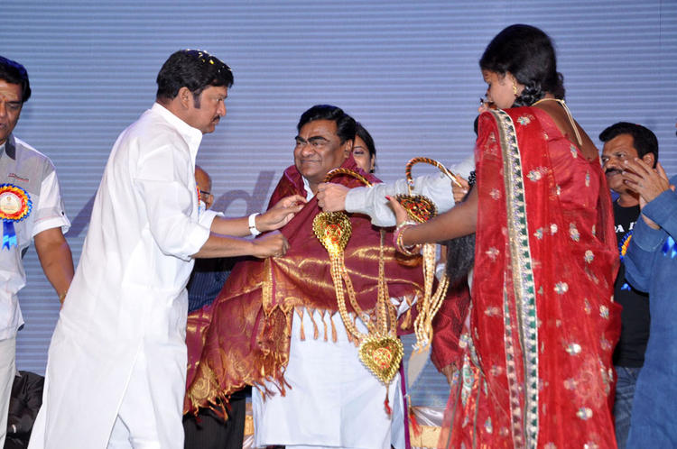 Celeb Guests Are Clicked At Dr.Rajendra Prasad Sanmanam Function