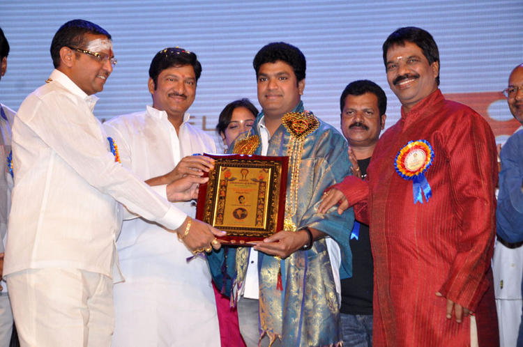 Celebs At Dr.Rajendra Prasad Sanmanam Function