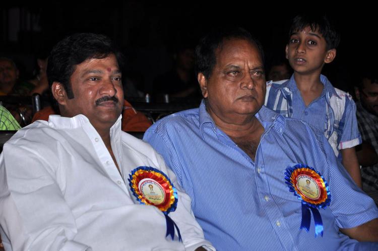 Guests Are At Dr.Rajendra Prasad Sanmanam Function
