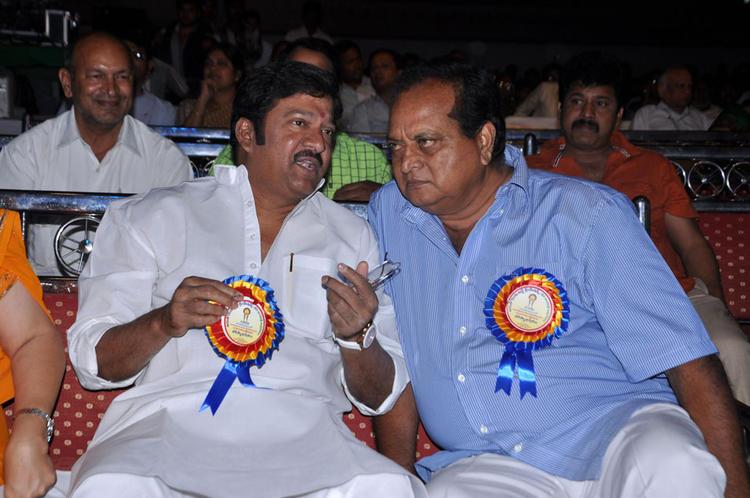 Guests At Dr.Rajendra Prasad Sanmanam Function