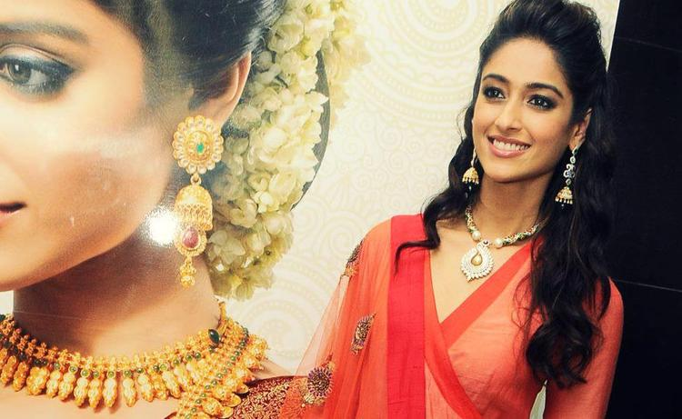 Ileana D'Cruz Looked Marvelous At Forever Jewellery Showroom Launch