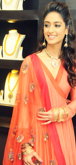 Ileana Make An Appearance At Forever Jewellery Showroom Launch
