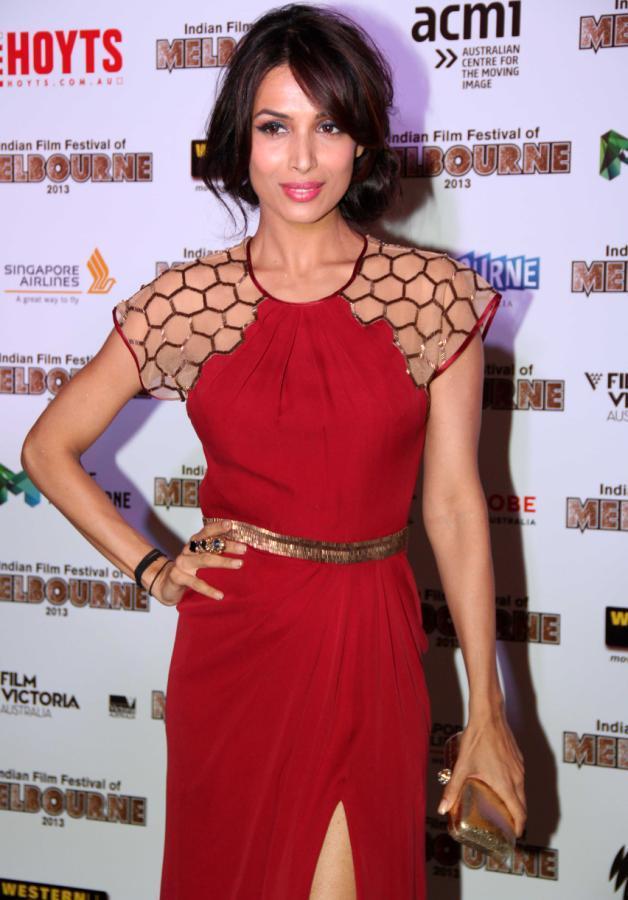Malaika Looks Fabulous At Indian Film Festival Of Melbourne