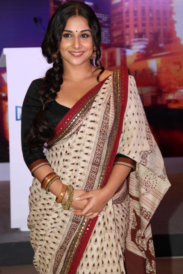 Vidya Balan Photo Clicked At Indian Film Festival Of Melbourne
