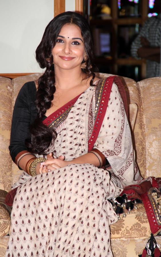 Vidya Looked Ravishing In Saree At Indian Film Festival Of Melbourne