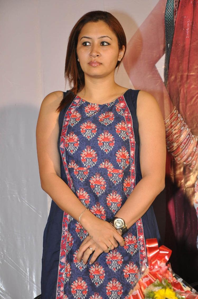 Jwala Looked Glamorous At 3G Love Movie Platinum Disc Function