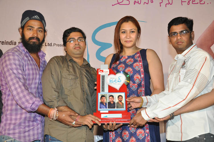 Jwala Make An Appearance At 3G Love Movie Platinum Disc Function