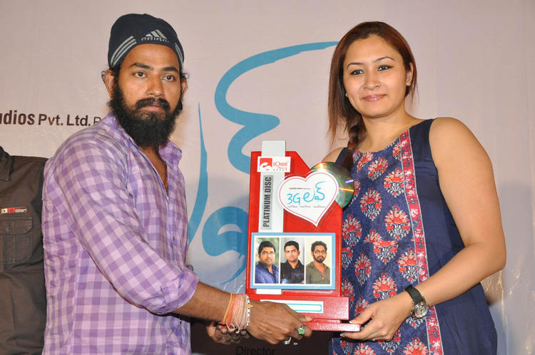 Jwala Spotted At 3G Love Movie Platinum Disc Function