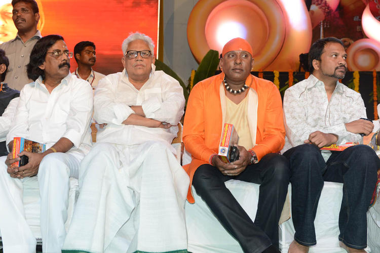 Drums Sivamani Attend Jagadguru Adi Shankara Audio Launch