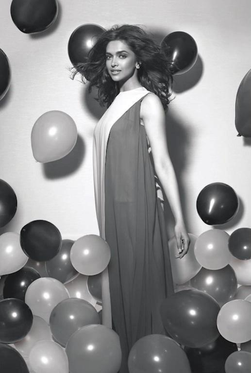 Deepika Padukone Glamour Look Photo Shoot For L'Officiel India March 2013
