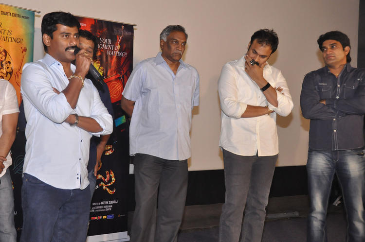 Tammareddy And Nagendra Attend The Pizza Movie 25 Days Function