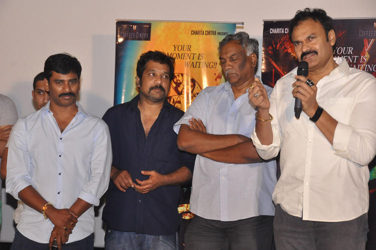 Tammareddy And Nagendra Graced At Pizza Movie 25 Days Function