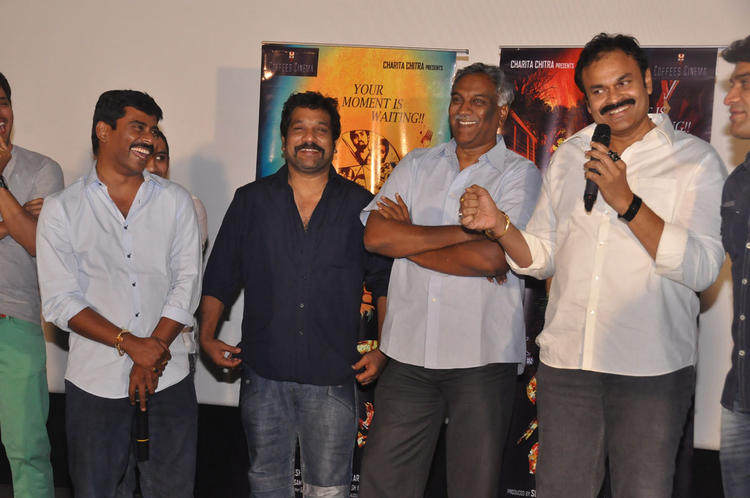 Tammareddy,Nagendra And Others At Pizza Movie 25 Days Function