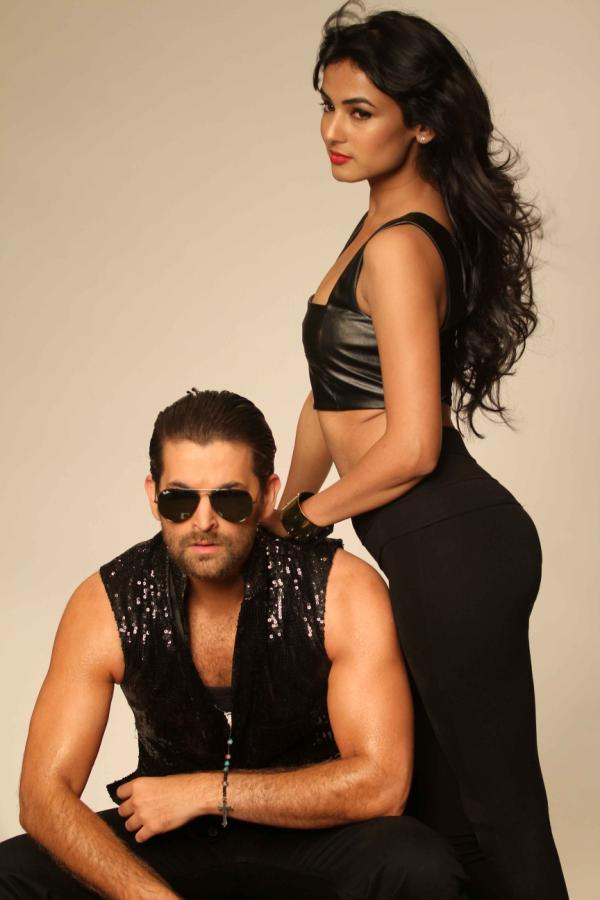 Neil And Sonal Hot Spicy Look Photo Shoot For 3G Cinema Promotion