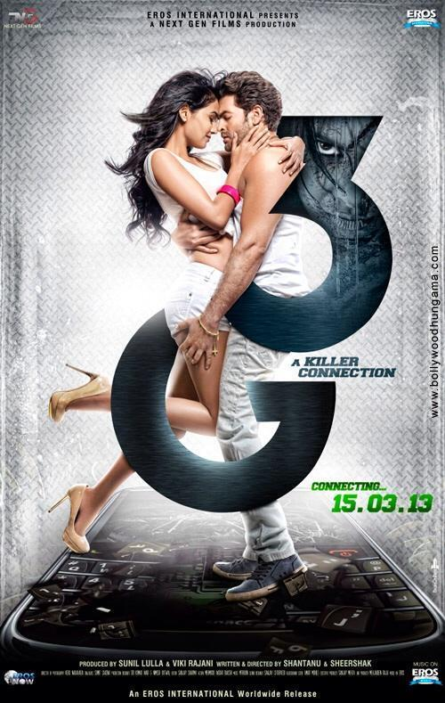 Sonal And Neil Nitin Exclusive Brand New Poster Of 3G
