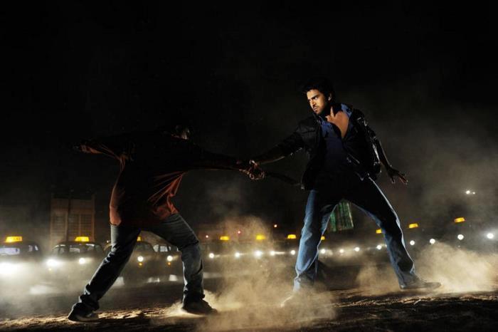 Ram Charan Fighting Scene Photo Stil From Movie Naayak