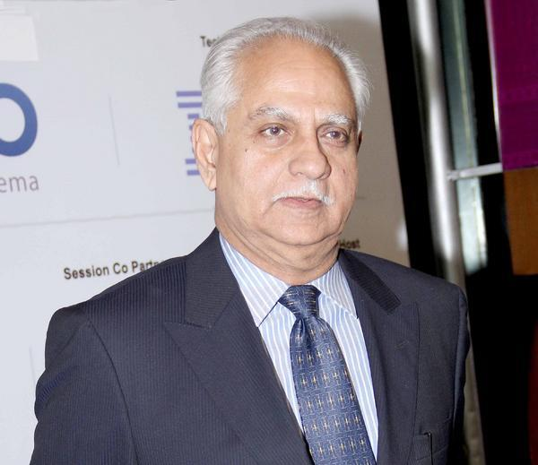 Ramesh Sippy During The FICCI Frames 2013 Event