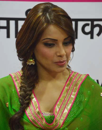 Bipasha Basu Looked Sizzling At The Promotional Event Of Aatma In Indore