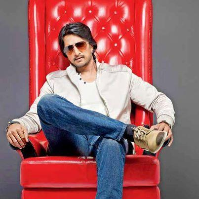 Sudeep Stylish Look In Kannada Version Of Bigg Boss Reality Show
