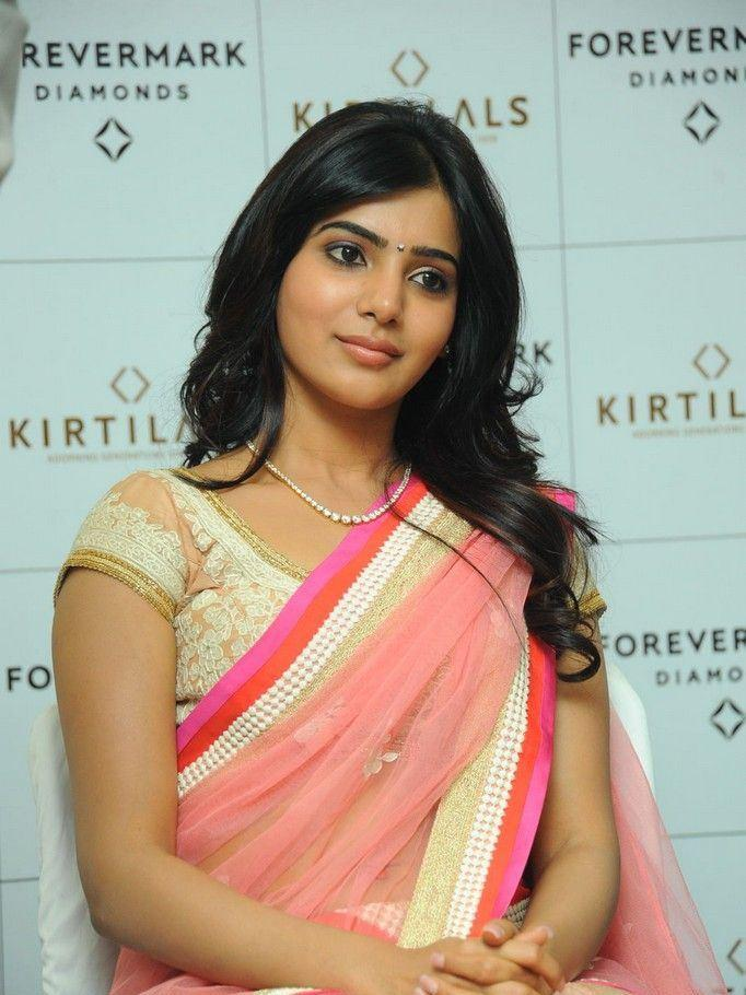 Samantha Looked Charming Charming Look Photo Still